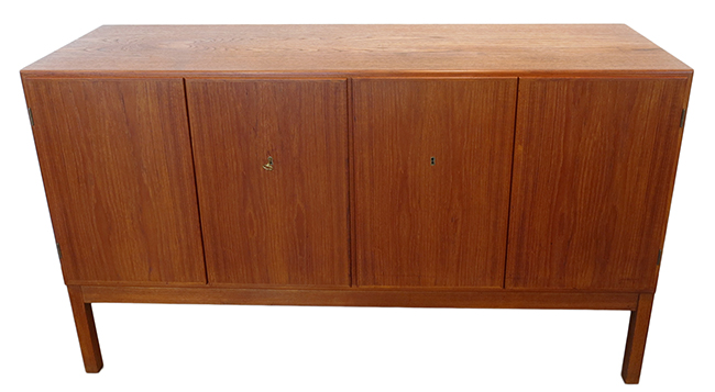 Teak sideboard with bi-folding doors.jpg