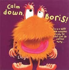 Calm down Boris   https://amzn.to/2TT37tt