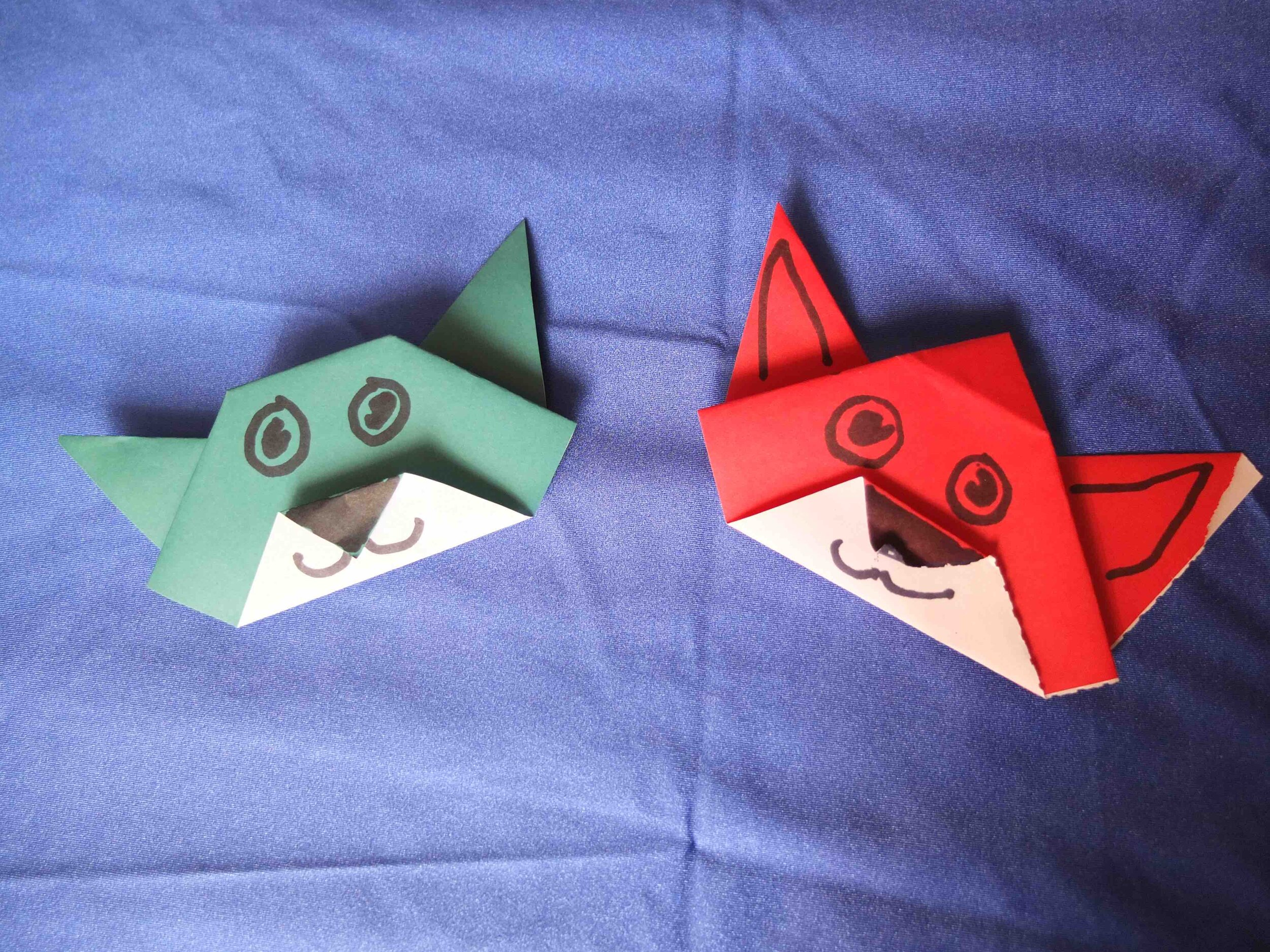 dog finger puppet (With images) | Baby crafts, Finger puppets | 750x1000