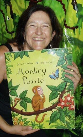 Chris Gesthuysen telling Monkey Puzzle.jpg