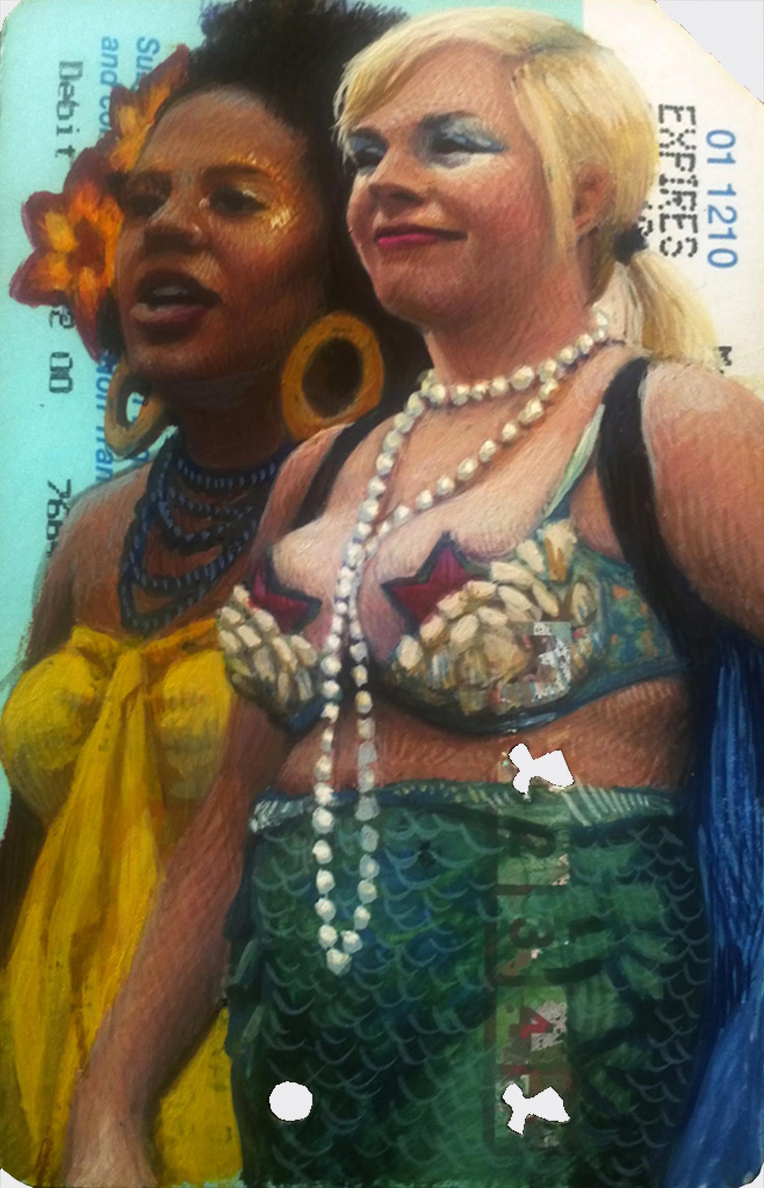 Coney Island Mermaids