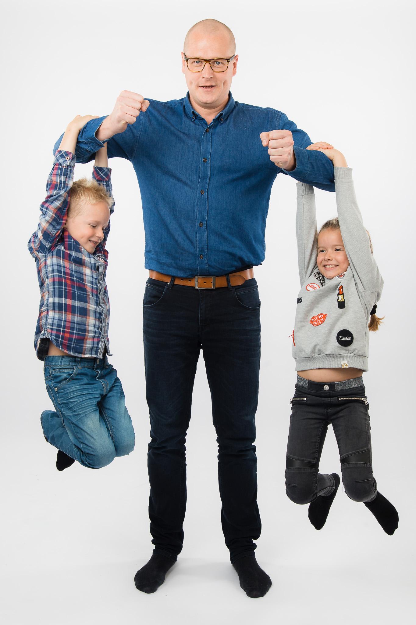 familie fotograf aabybro