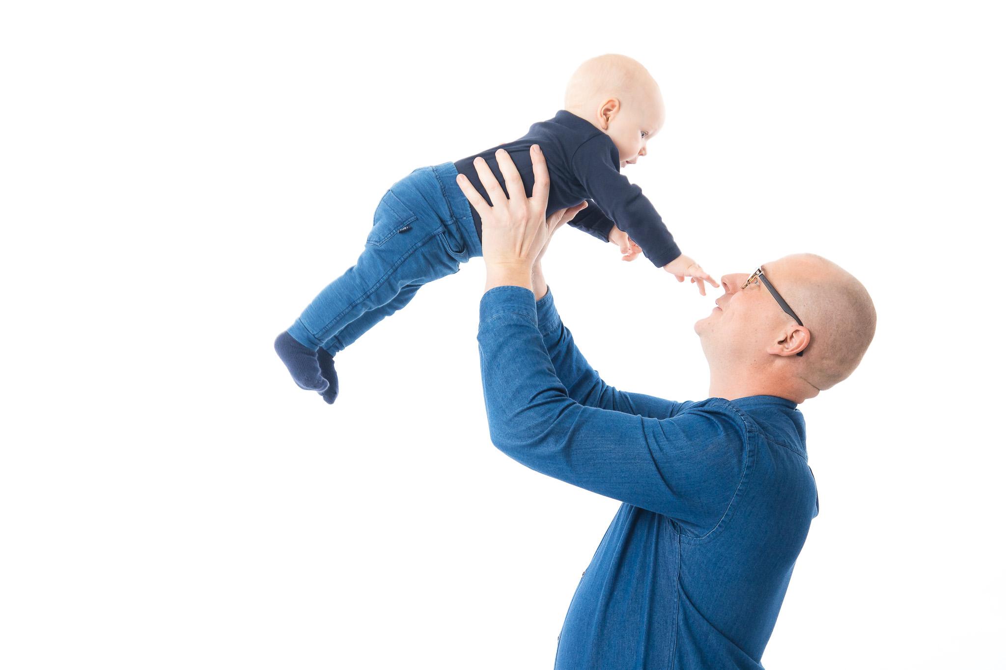 baby far fotograf