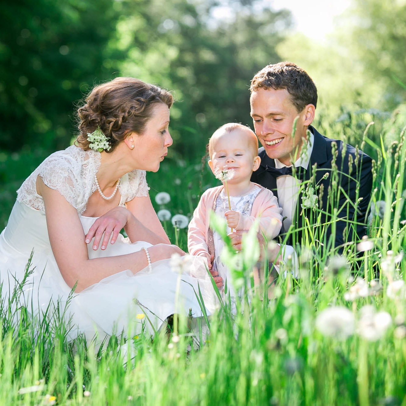 Masser af erfaring - Jeg har erfaring. Med mere end 12 bryllupper om året i Nordjylland giver det jer sikkerhed for et godt resultat. Med Thellufsenfoto som fotograf til jeres bryllup, er I sikker på at få den bedste service og de bedste resultater.