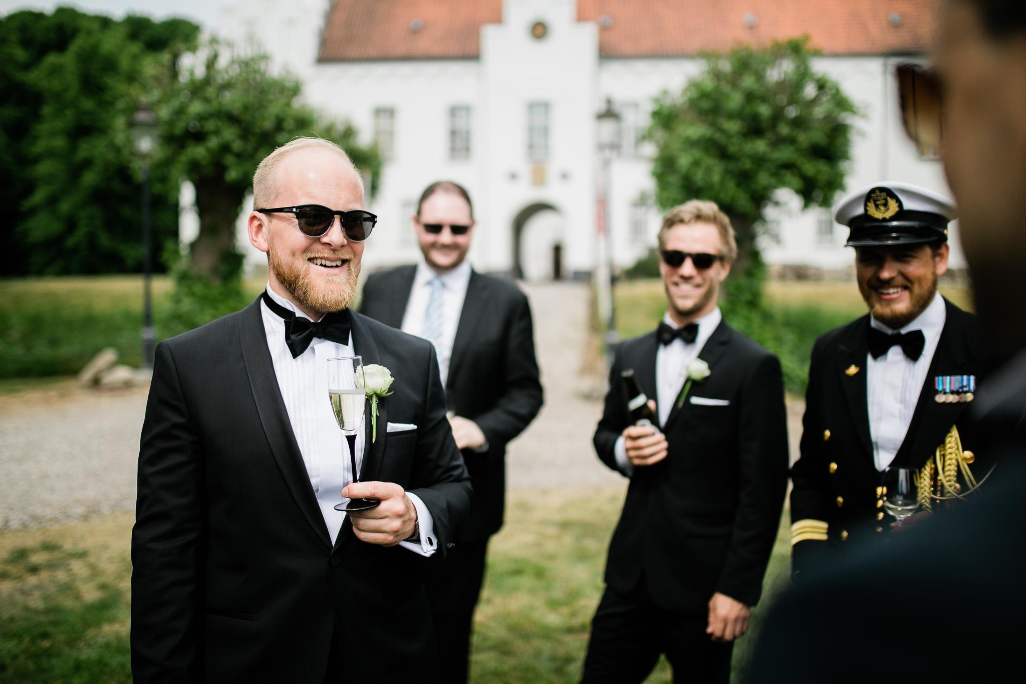 Kokkedal slotshotel bryllup