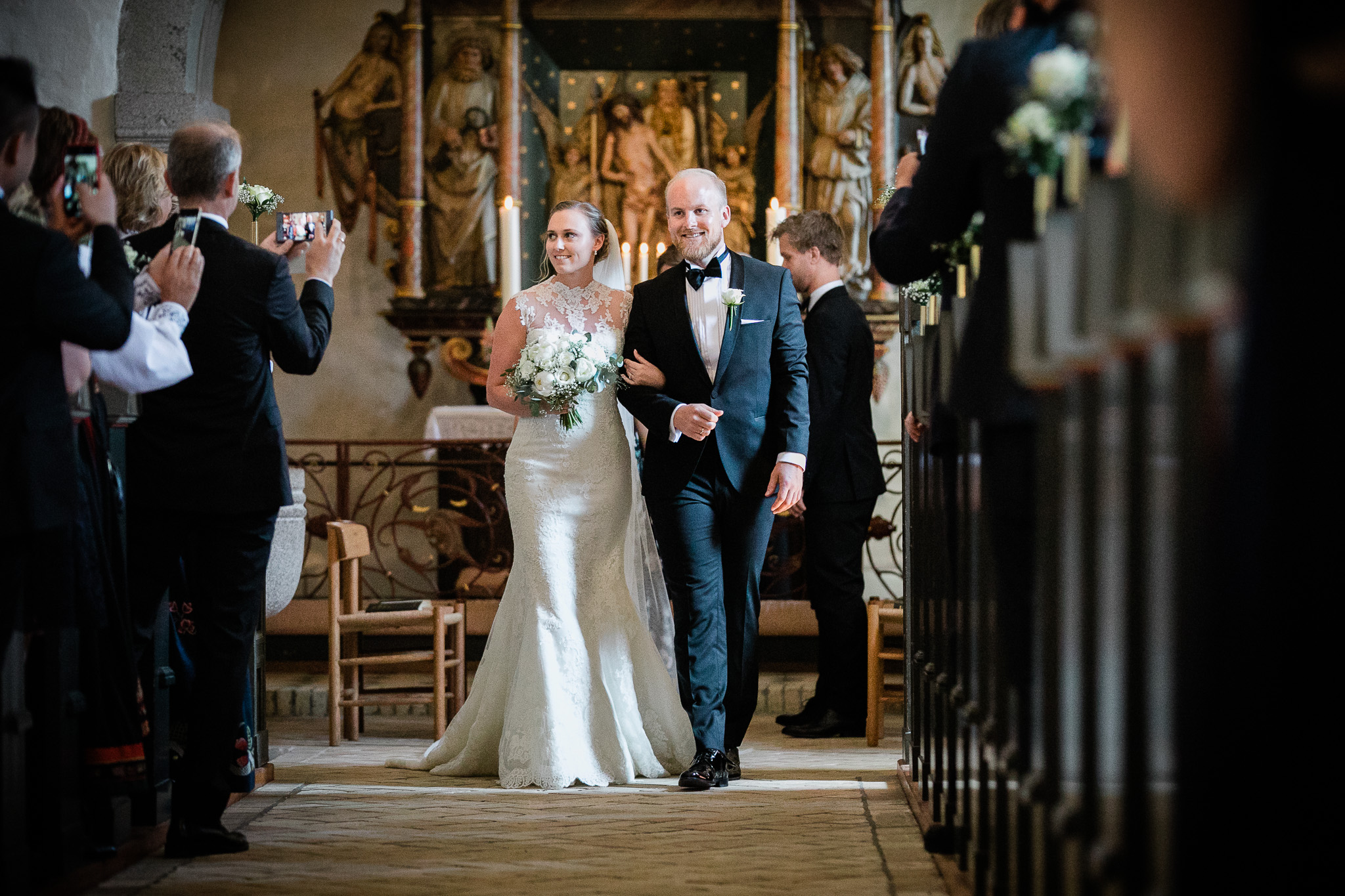 Torslev kirke bryllup