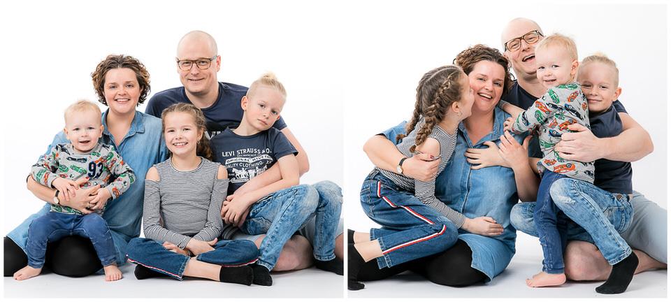 fotograf familie naturlig