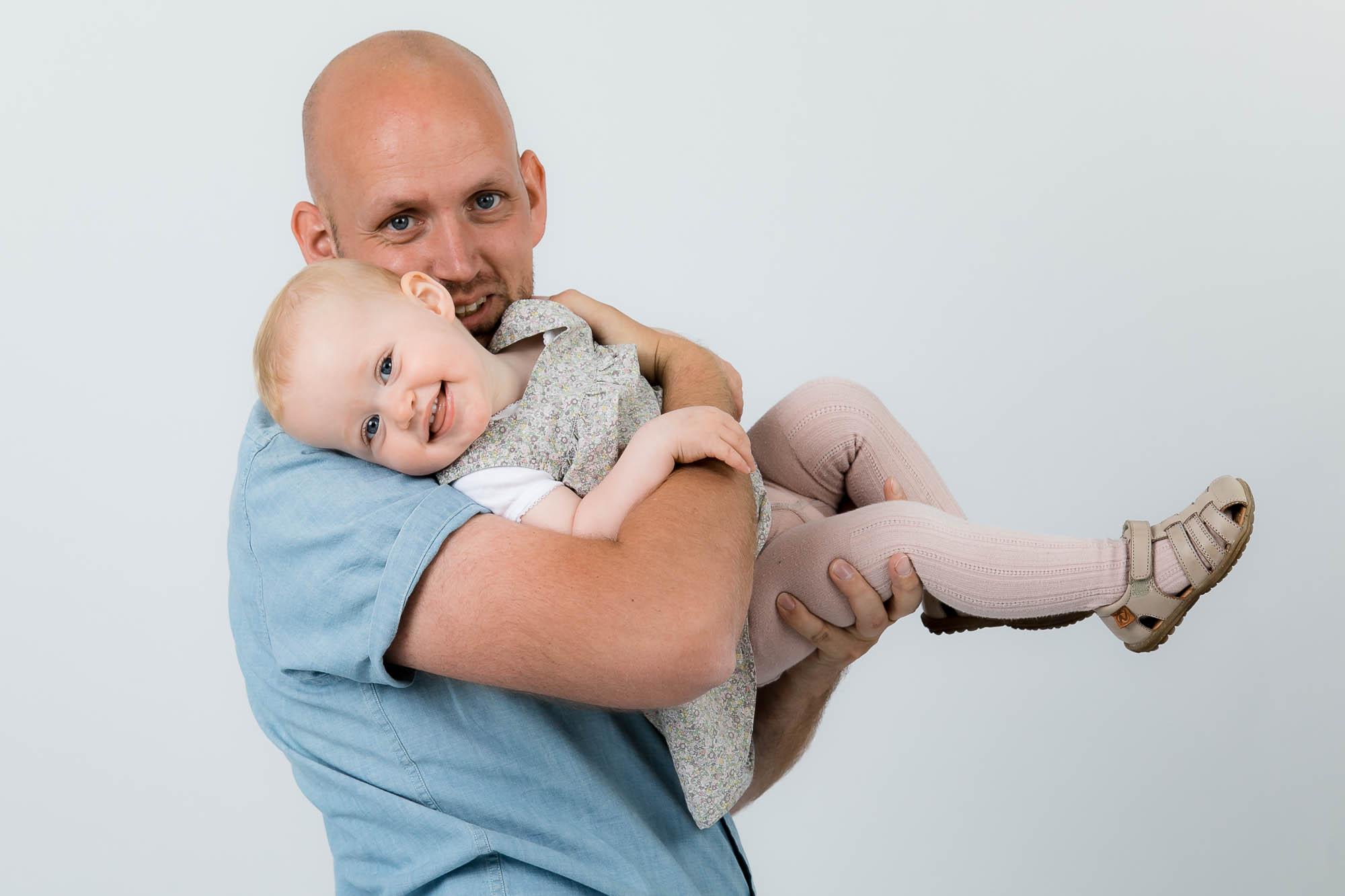 Far og hans datter