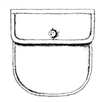Button Flap (C)