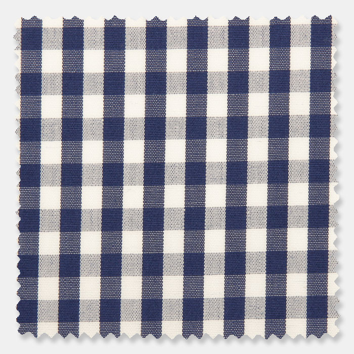 Gingham Excelsior Two Ply Cotton   I42NBC-L