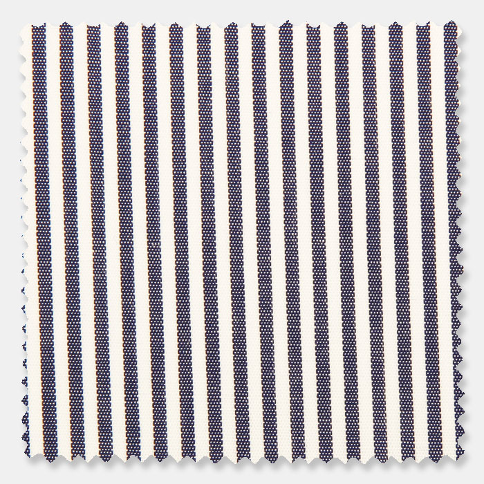 Long Staple Cotton British Striping   B52BBS-G
