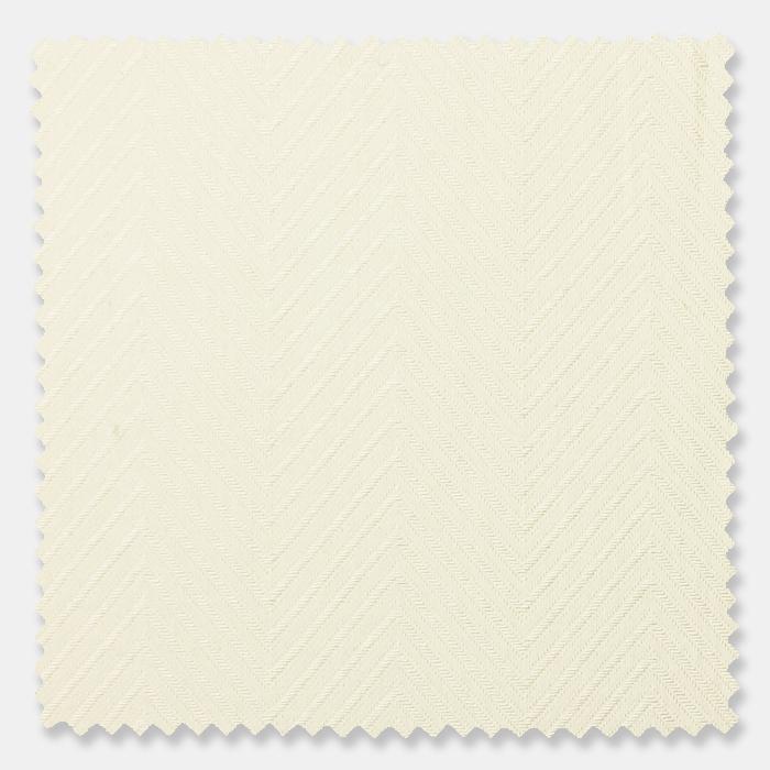 Zeus Chevron 80 x 80 Pima Cotton   V27WHO-L