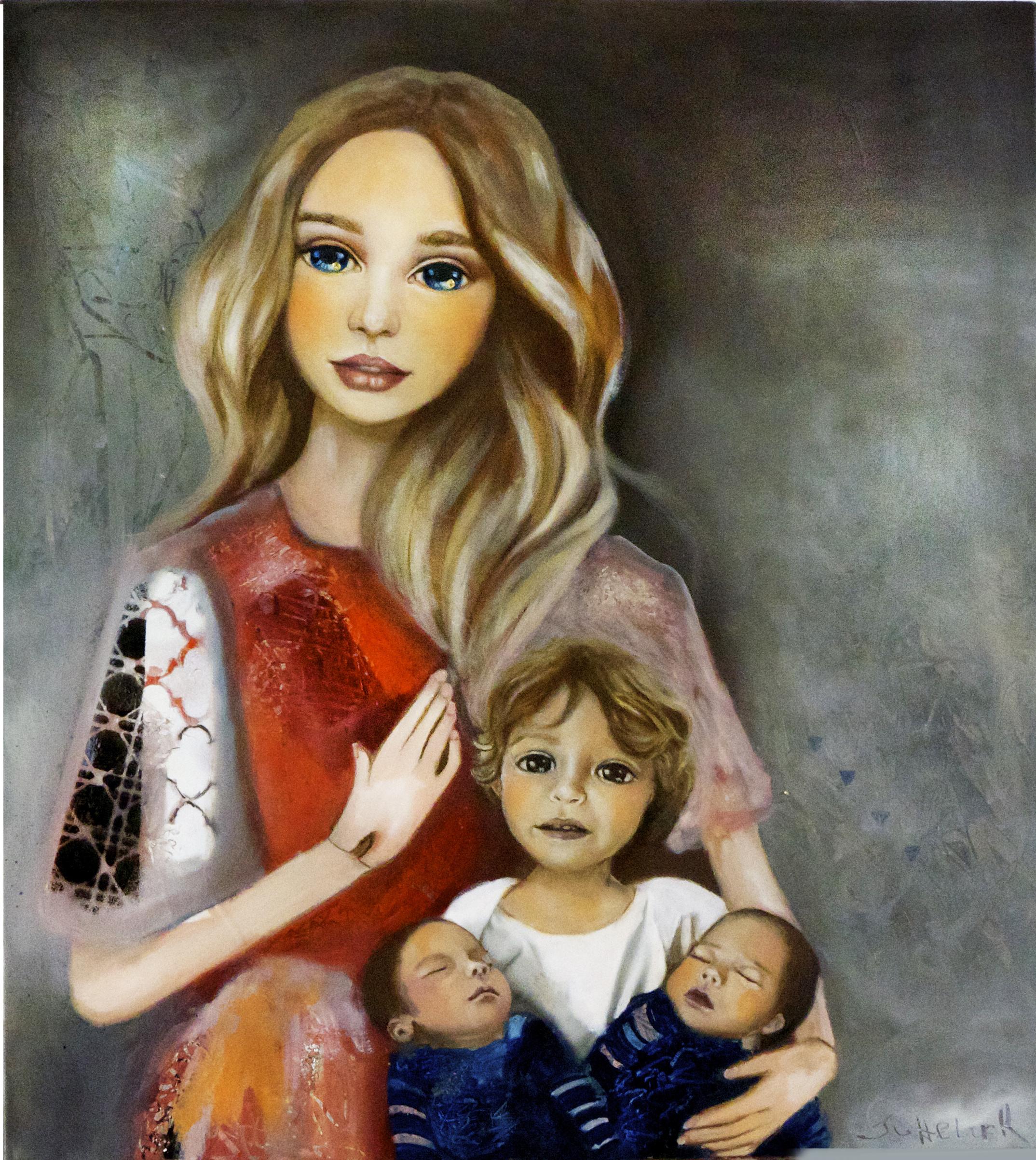 Retrato de Família TOYOU