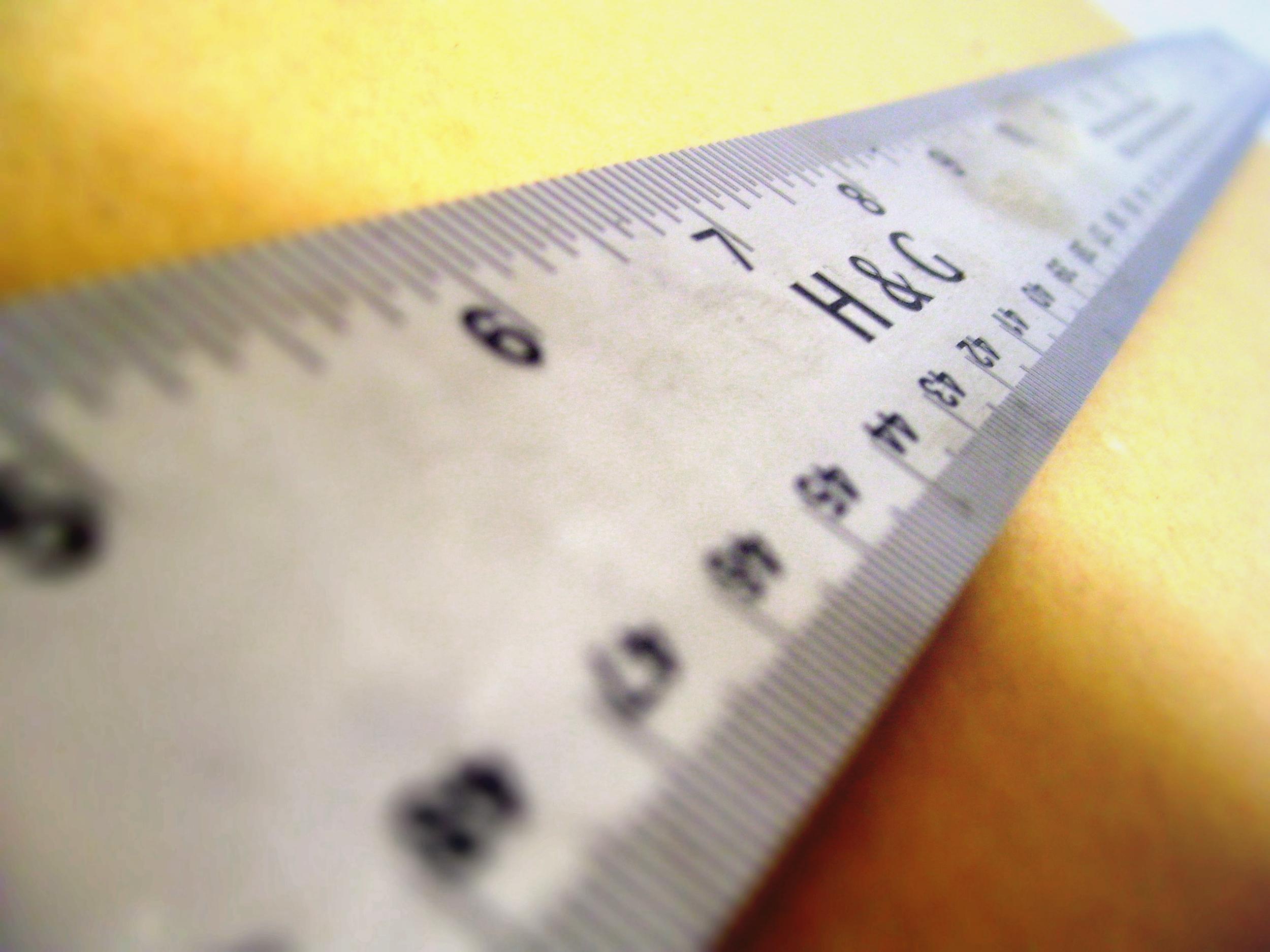 ¿Se puede medir el aprendizaje? Foto: Measuring Distance (32/365) , por Chandra Marsono, CC BY-NC-SA 2.0