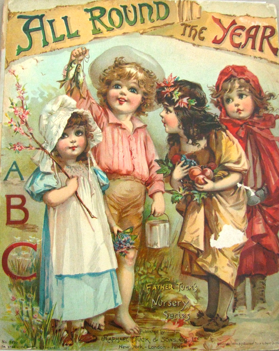 All Round the Year ABC;  1898