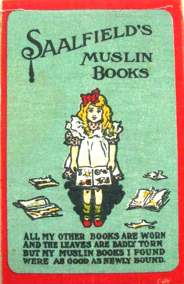 Saafield's Muslin Books; 1906; American
