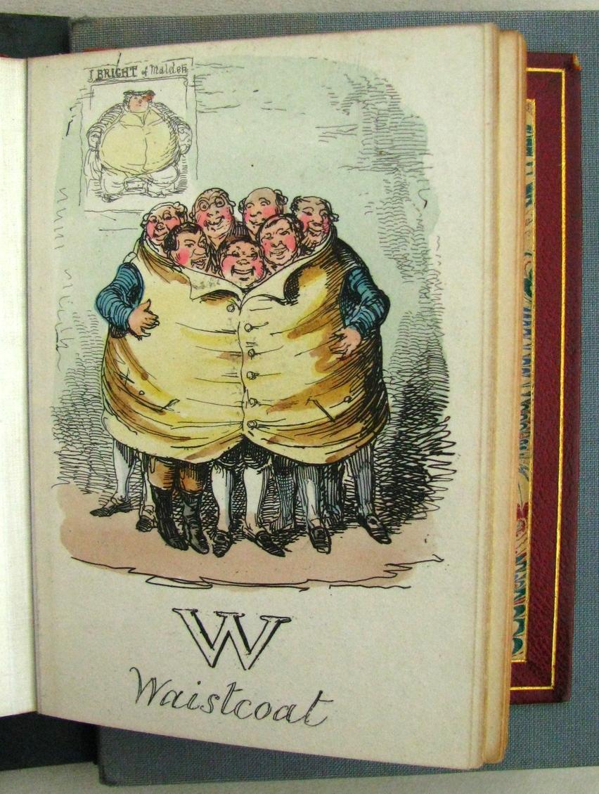 Aunt Louisa's Alphabet Book