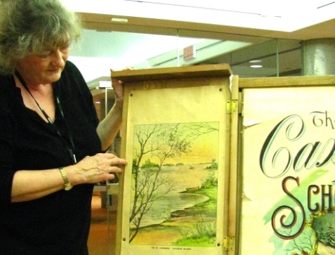 Dr. Leslie McGrath, Department Head, Osborne Collection of Early Children's Books, Toronto Public Library