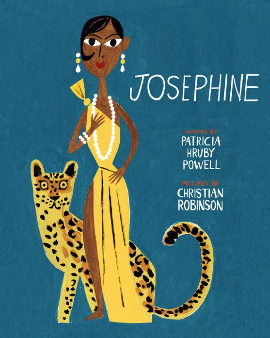 Josephine ,  Coretta Scott King Book Award, Illustrator Honor