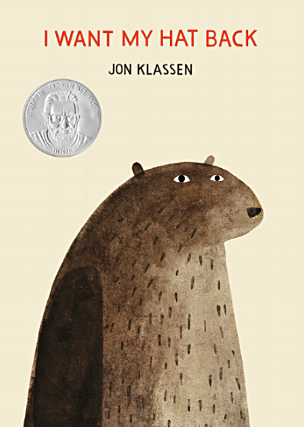I Want My Hat Back  ,  Jon Klassen , Somerville, MA, Candlewick Press, 2011