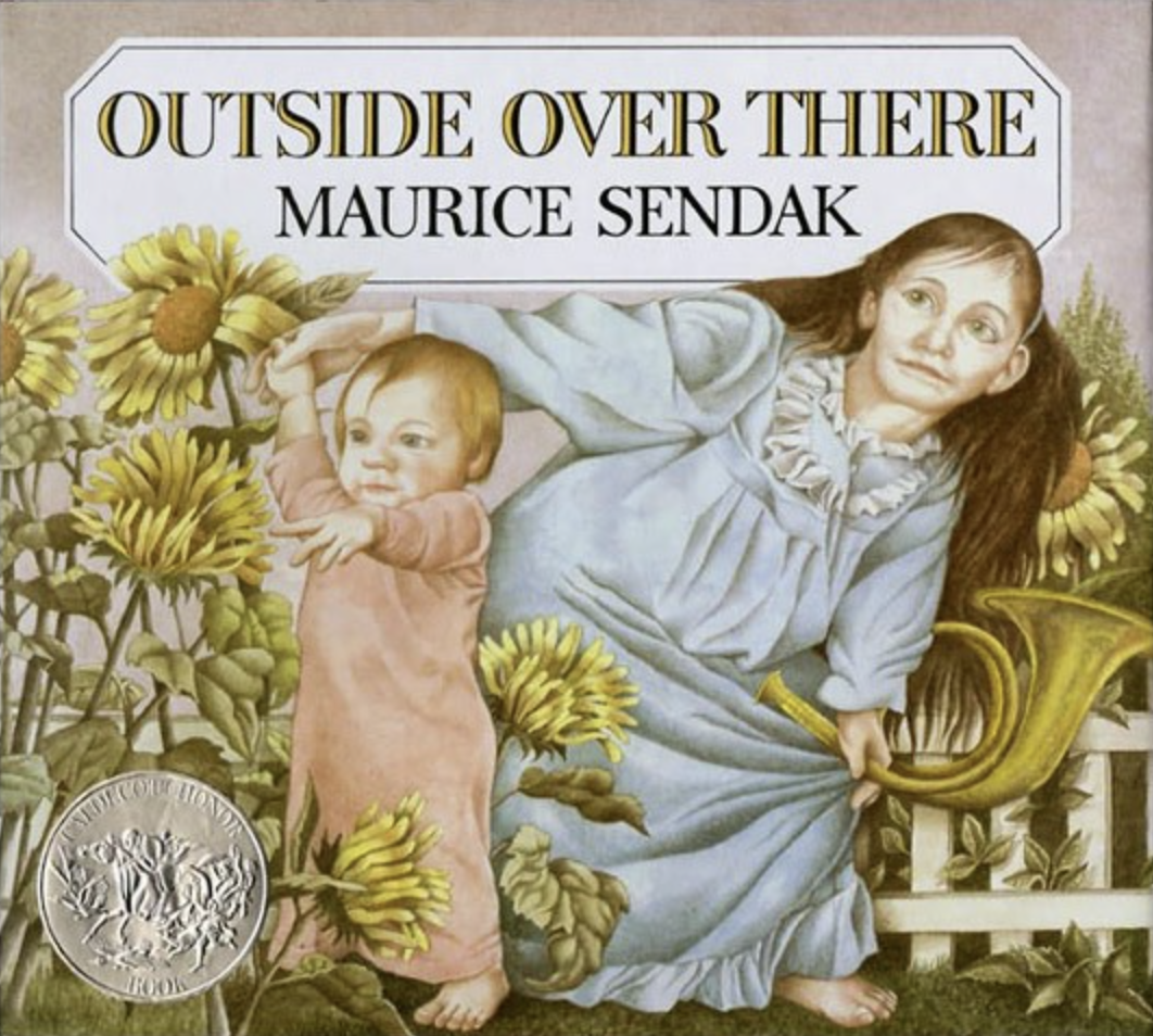 Cover of  Outside Over There , Maurice Sendak