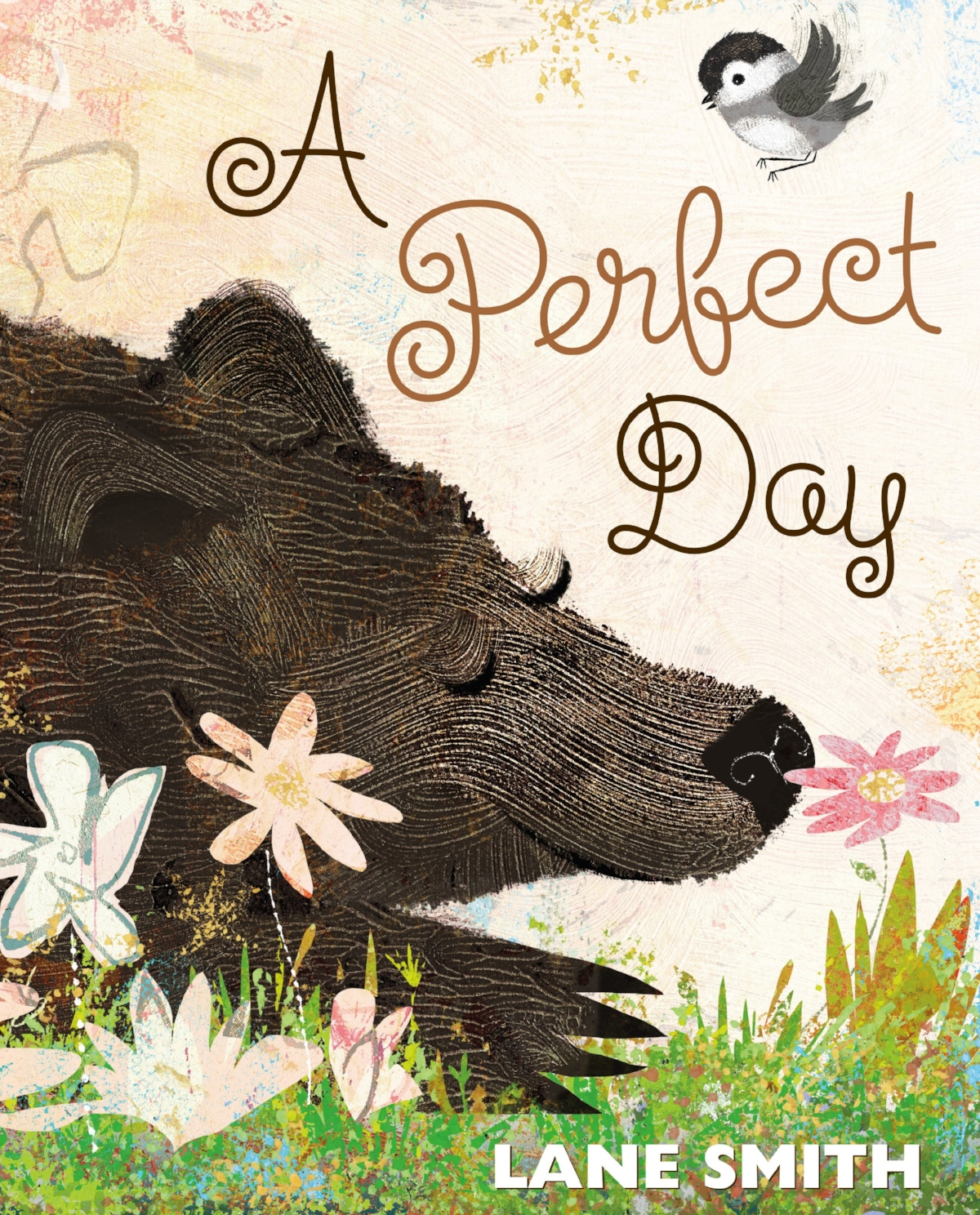Cover of    A Perfect Day  ,  Lane Smith