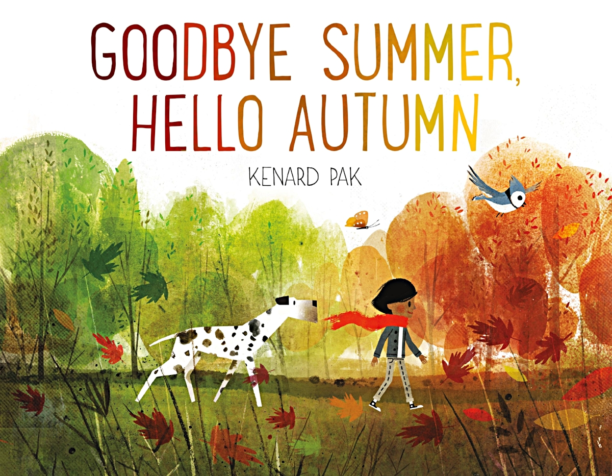 Cover of    Goodbye Summer, Hello Autumn   , Kenard Pak