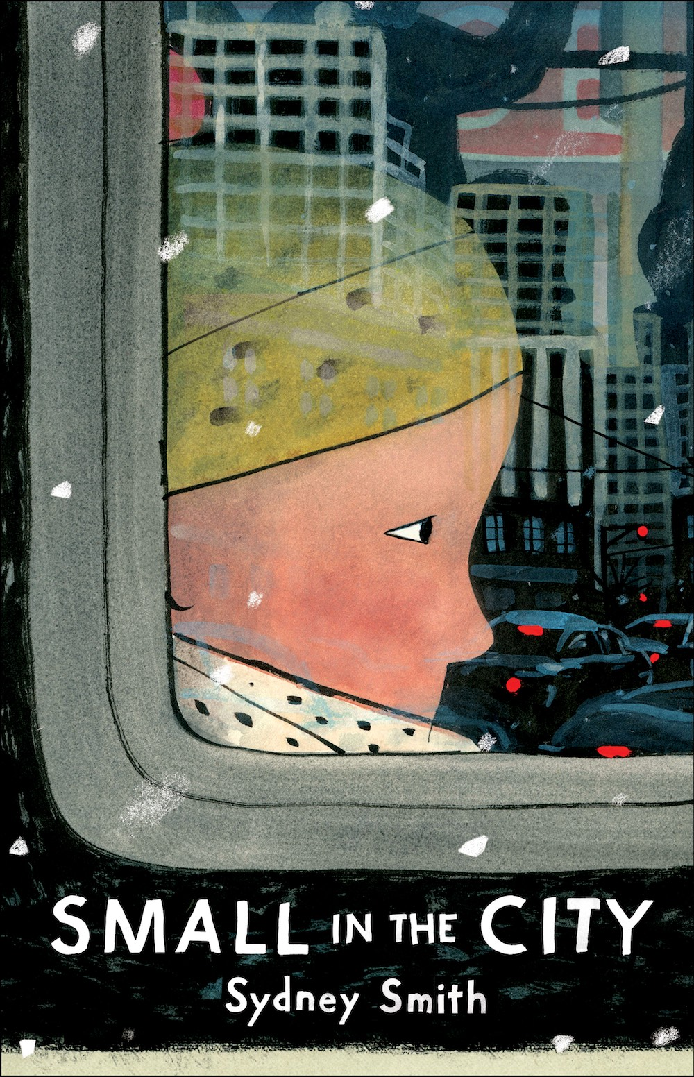 Cover of    Small in the City   , Sydney Smith