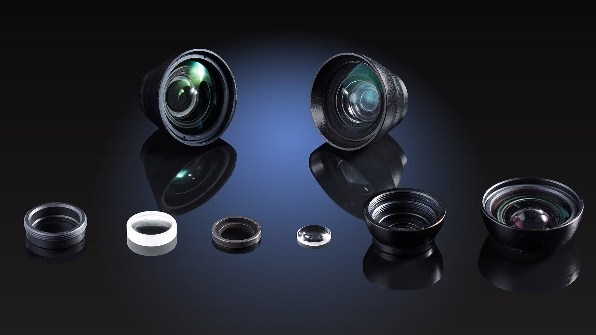 Lens Design and Optical Engineering Consulting