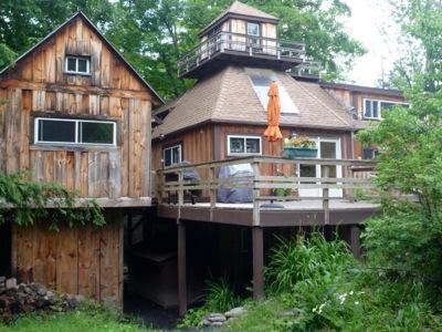 The Treehouse, Phoenecia, NY