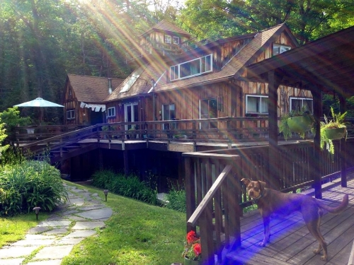 The Treehouse, Phoenicia, NY