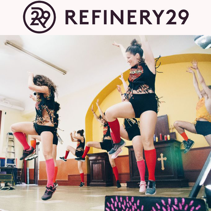 "Refinery29,   I Was Healed At A ""Dancorcism"" Class   , 2019"