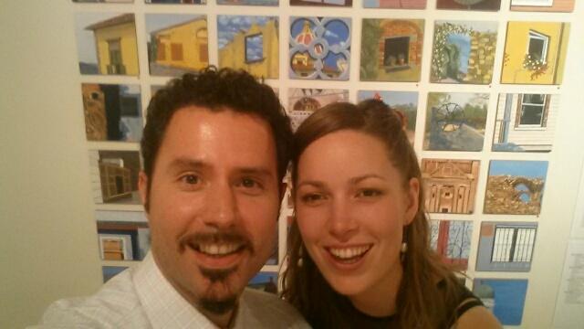 Ricardo Singer & Christine Rasmussen
