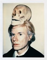 Polaroid Self Portrait by Andy Warhol