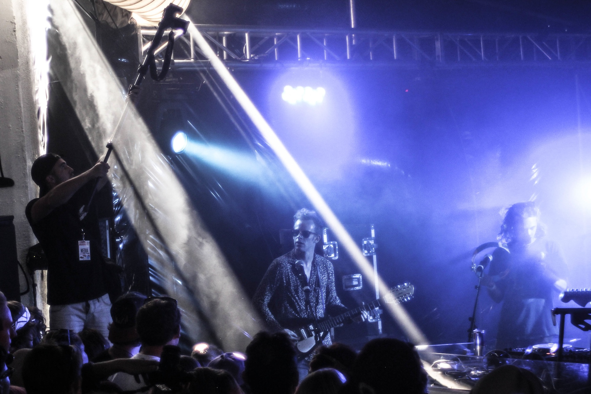 Ghost Wave - Laneway Festival Auckland 2014