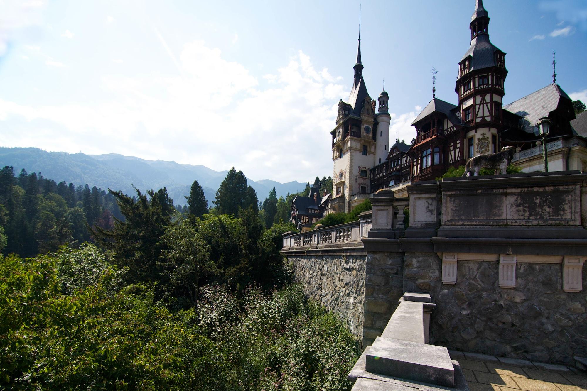 Romania, Transylvania