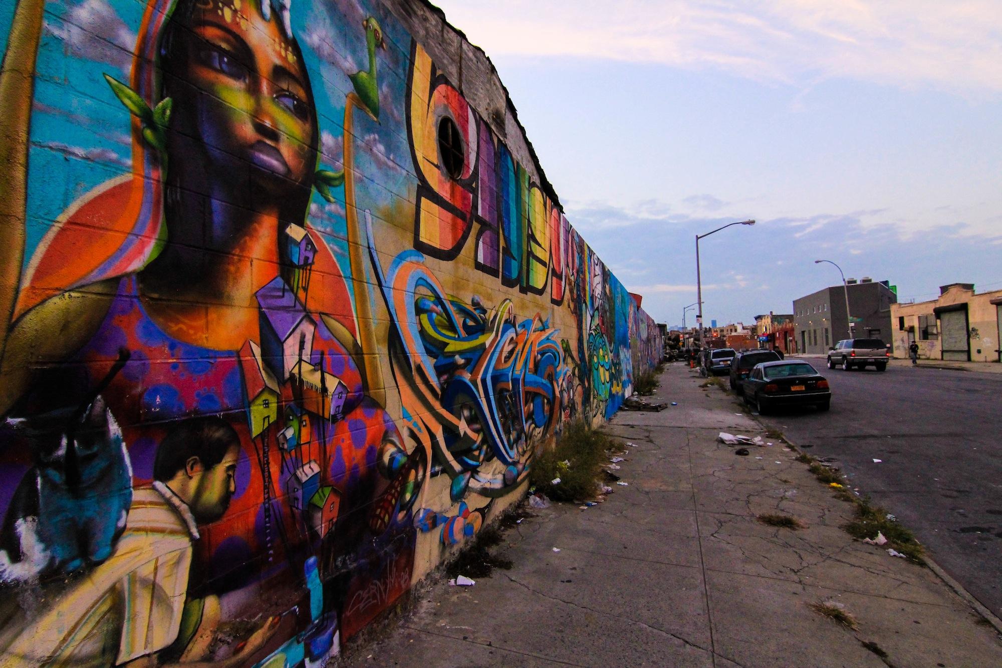 Bushwick, Brooklyn, New York