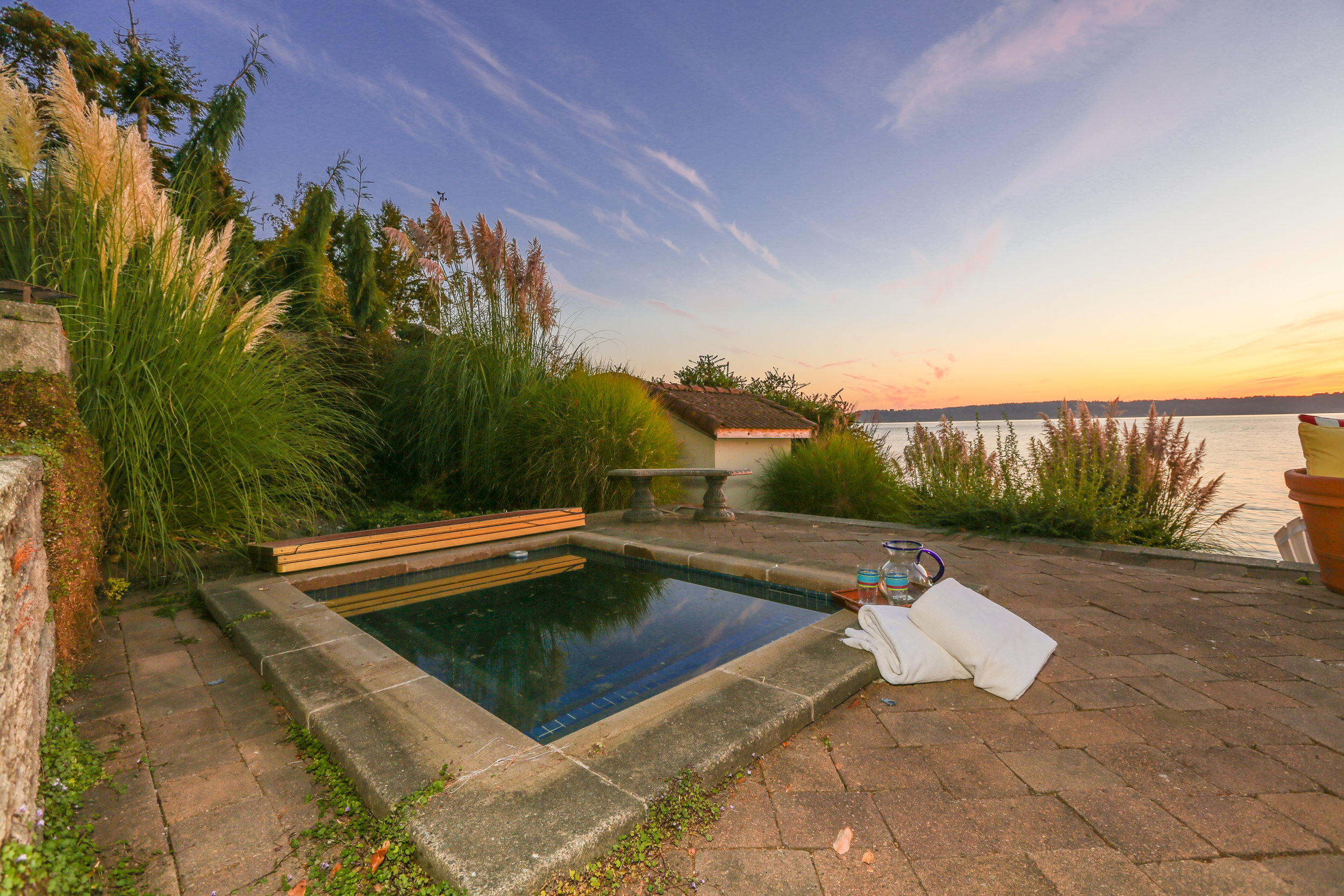 #11 Wild Grass Creates Privacy at Spa with Imported Tiles.jpg