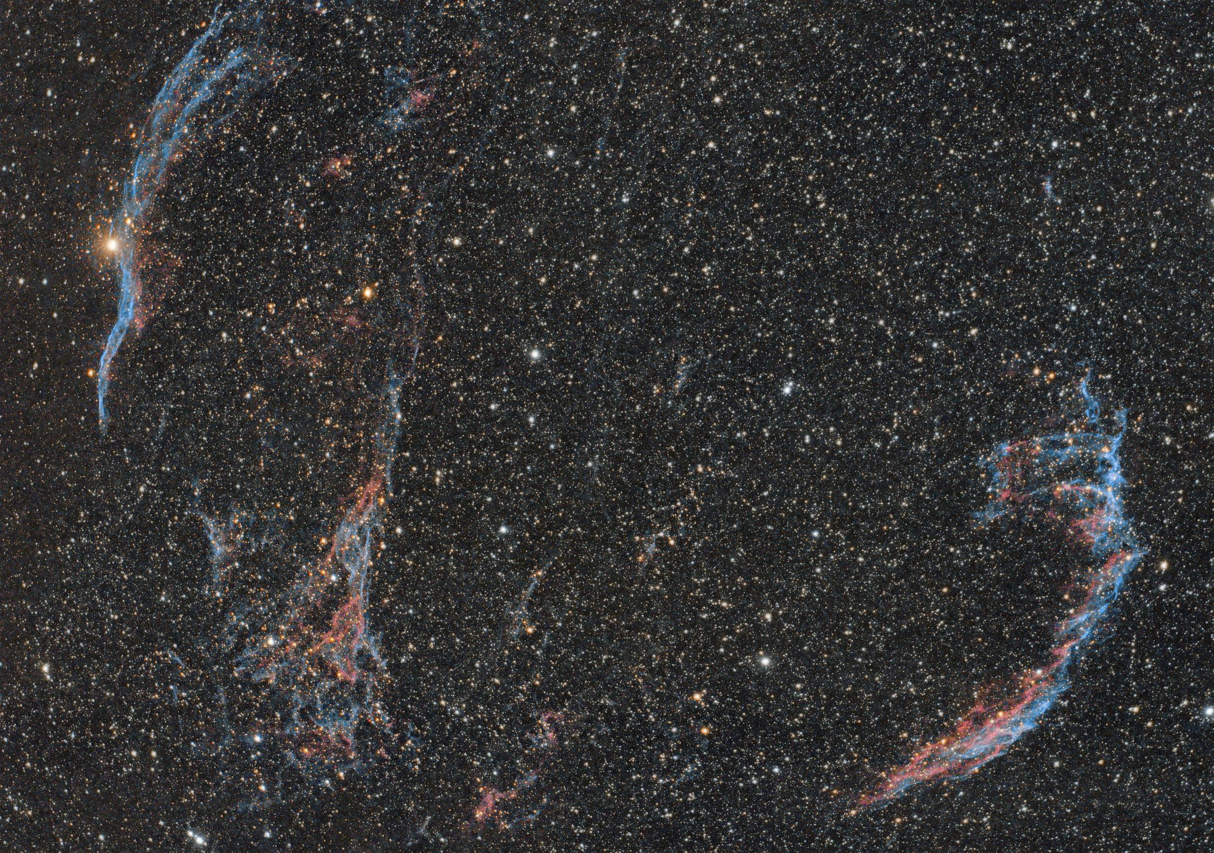 """""""Veil Nebula Supernova Remnant"""""""
