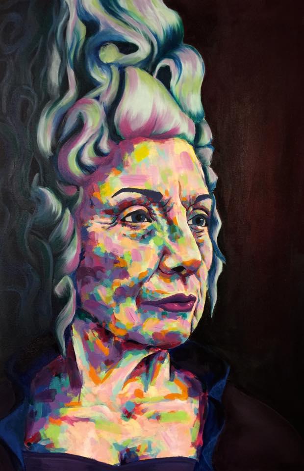 Portrait by Mckay Harcus