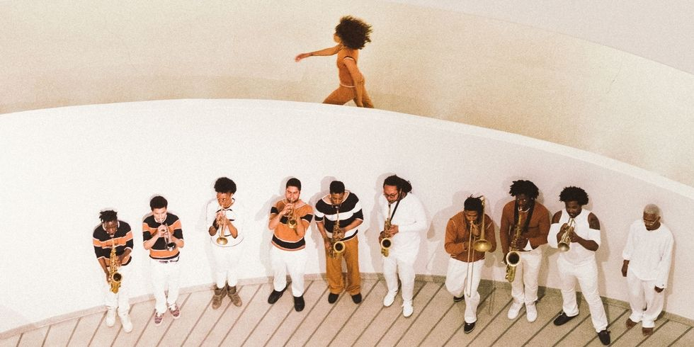 ELLE Magazine:  Solange Created a Revolution Inside the Guggenheim