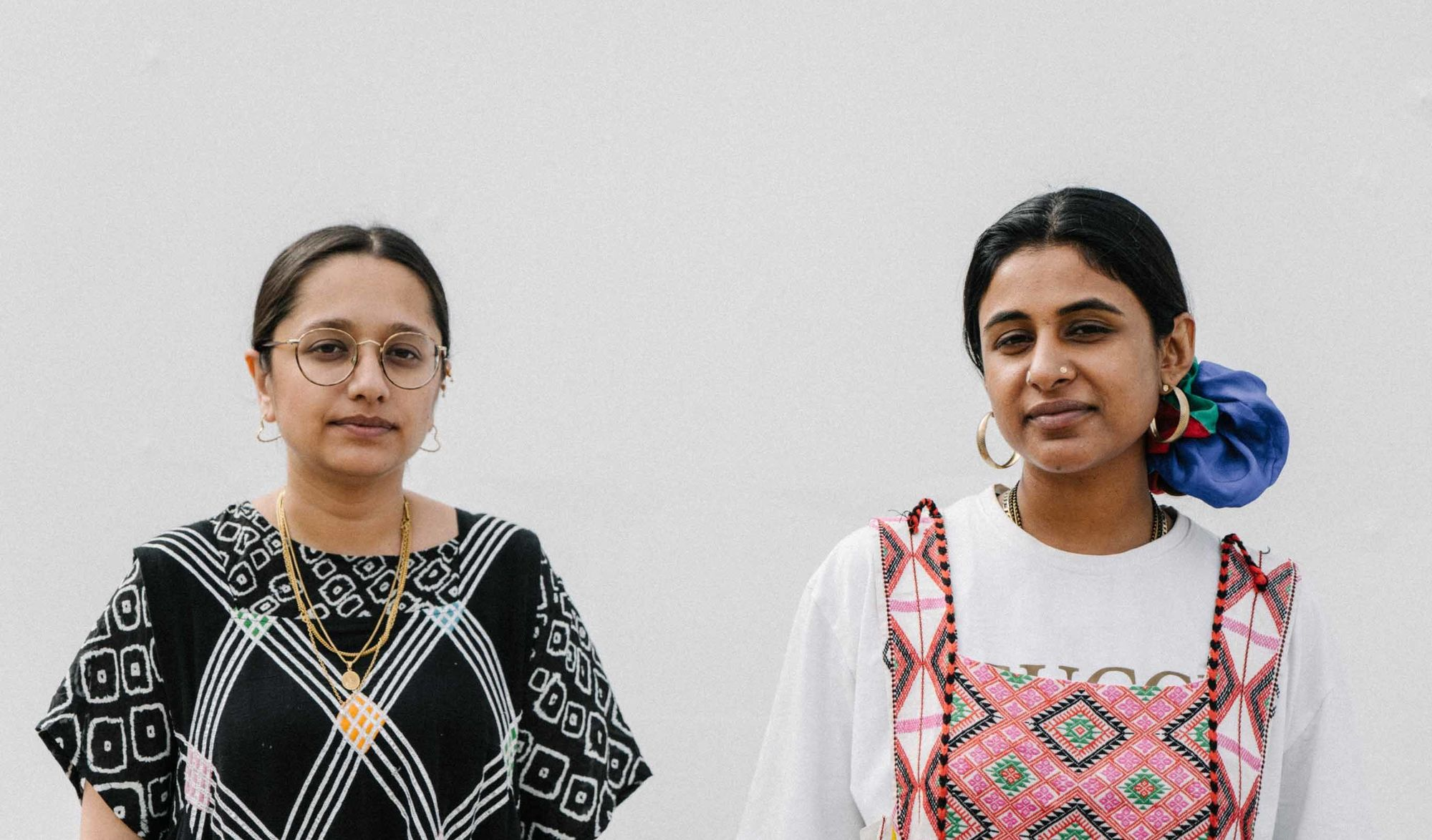 A / D / O Journal:  Profile on creators of Nor Black Nor White  Mriga Kapadiya & Amrit Kumar