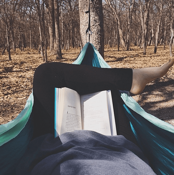 Eno Hammock love by @PlantStrongVegan