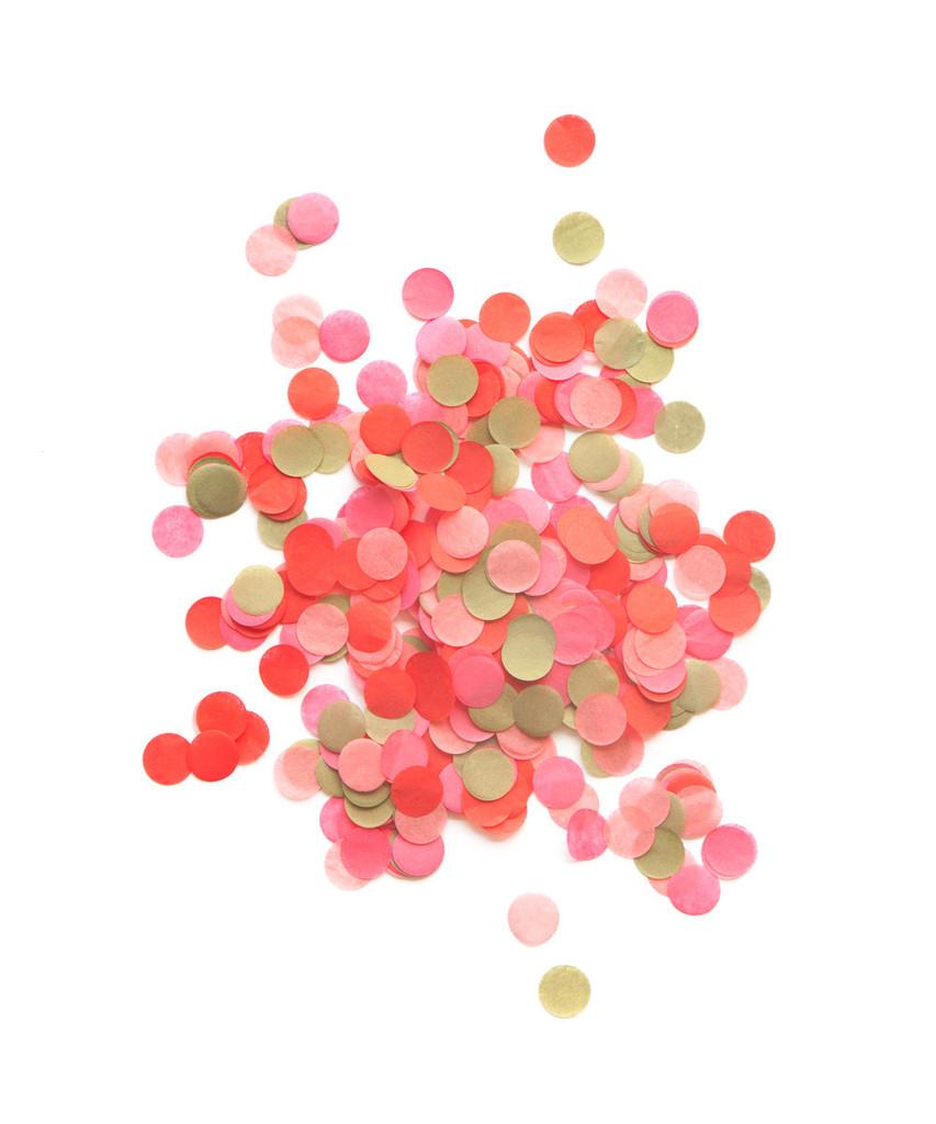 Handcut Confetti Oh Happy Day! Shop