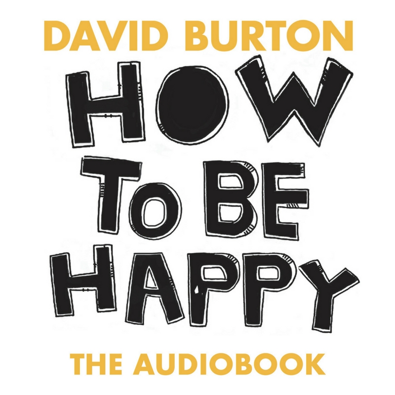 How to Be Happy The Audiobook