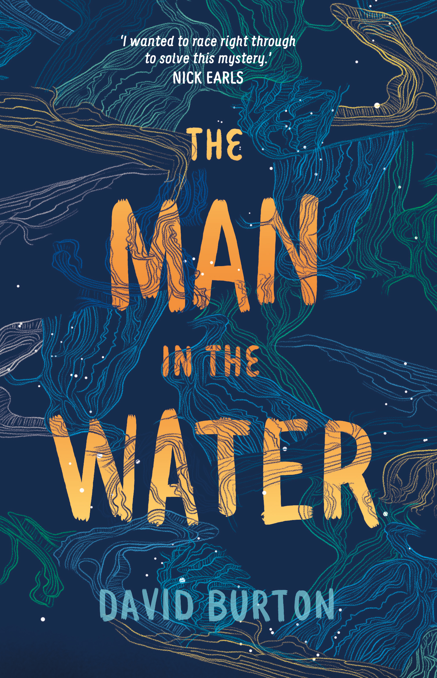 "Right now - I'm proud to announce that my new book The Man In The Water, published by UQP, is available for pre-order!When 16-year-old Shaun discovers a dead body in the lake of a quiet mining town in outback Queensland, he immediately reports it to the police. But when he returns to the site with the constable, the body is gone. Shaun's father drowned a few years ago, and now his mum and the authorities questions whether he saw a body at all. Determined to show the town the truth, Shaun and his best friend, Will, open their own investigation. But what they discover is far more sinister than a mining mishap or a murder, and reveals a darkness below the surface of their small mining town.""'The reader in me wanted to race right through this to solve the mystery. The writer in me thought I should put the brakes on and appreciate the fine writing. The reader won. I had to know. Had to. That's how good the writing is."" Nick Earls"
