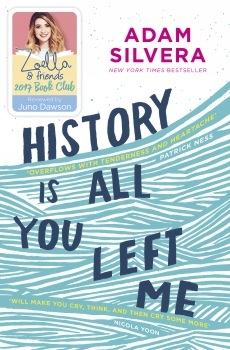 History is All You Left Me Zoella Book Club