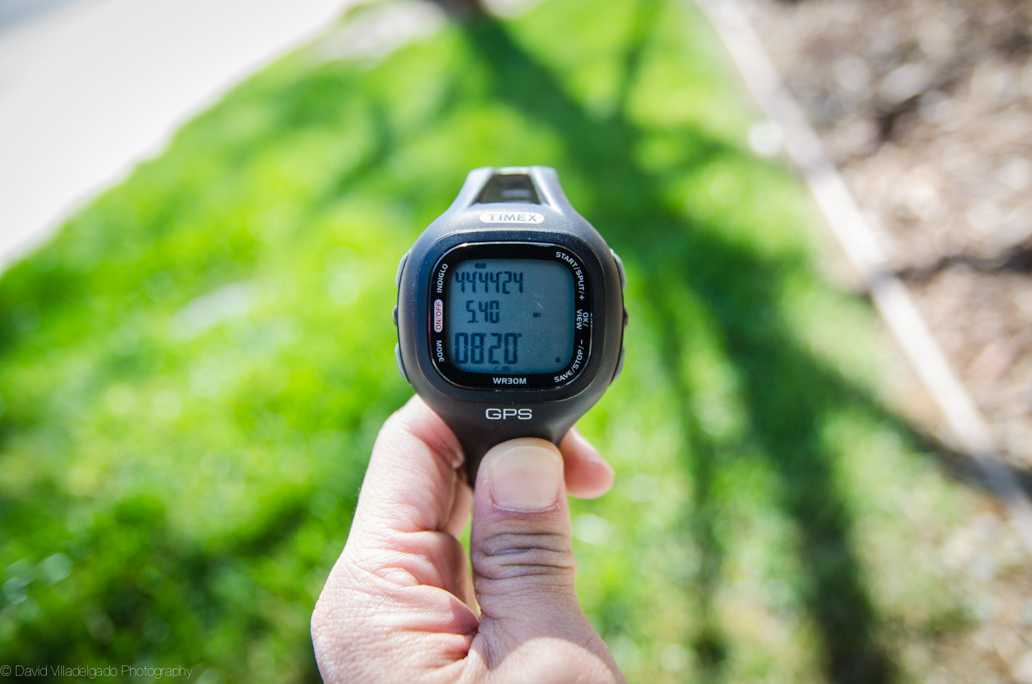 A GPS running watch is an invaluable tool.