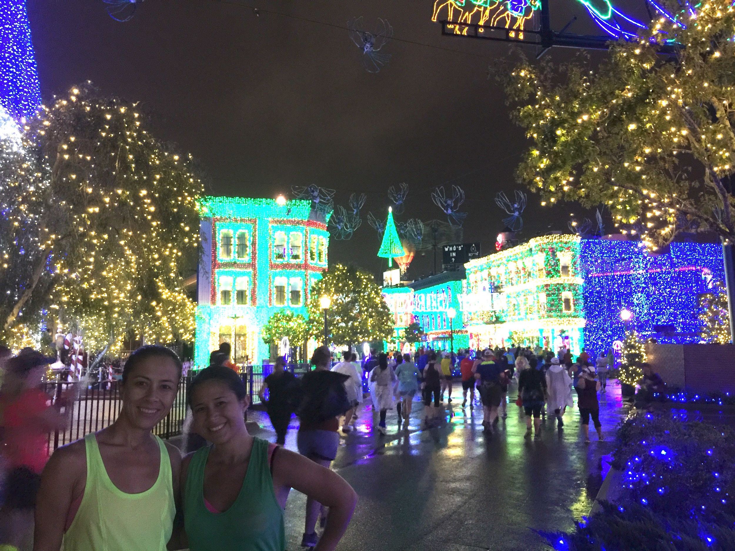 The Osborne Family Spectacle of Dancing Lights!