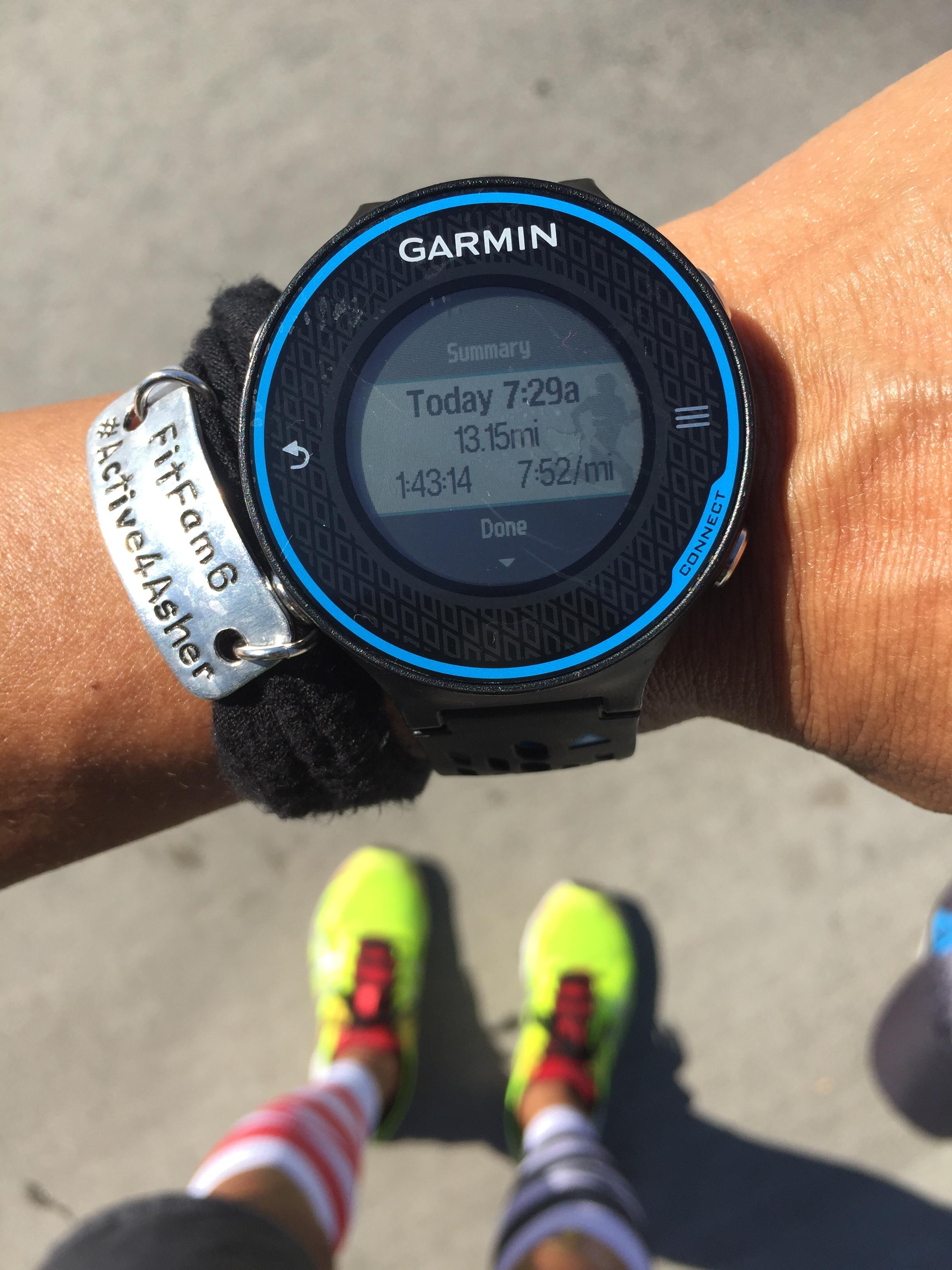 Half Marathon PR! Woot! #Active4asher